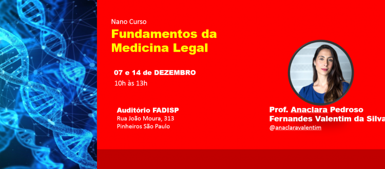 Fundamentos da Medicina Legal